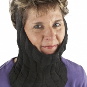 Sigvaris neck-mandible compression garment