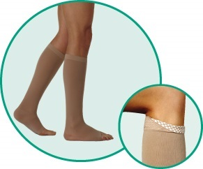Juzo Compression Stockings Knee High