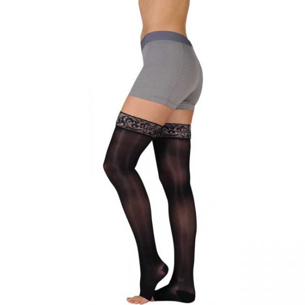 Juzo Compression Stockings Thigh High