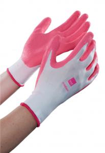 Medi textile donning gloves