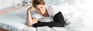 benefits of nighttime compression garments