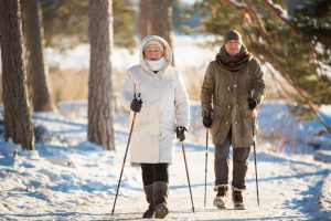Lymphedema exercise winter