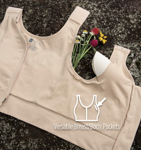 Prairie Wear Hugger Prima Pocket