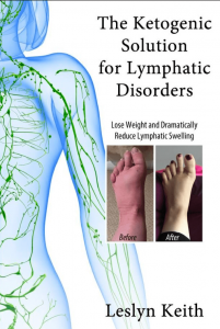 The Ketogenic Solution for Lymphatic Disorders, Leslyn Keith OTD, CLY-LANA