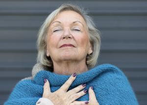 diaphragmatic breathing & lymphedema