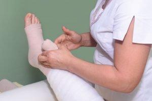 bandaging for lymphedema